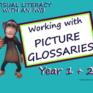 Picture Glossary - Year 1+2_1