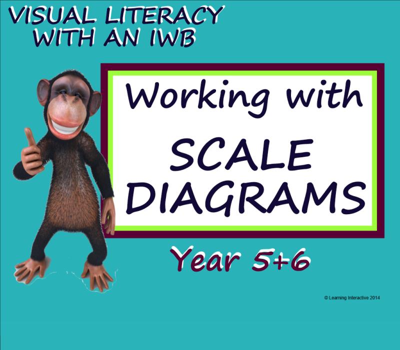 Visual Literacy  U2013 Working With Scale Diagrams  U2013 Year 5  U0026 6  U2013 Learning Interactive